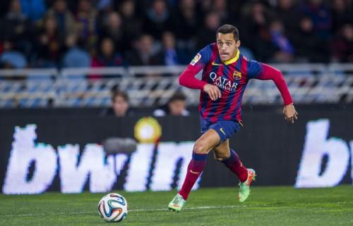 マンUら3クラブがバルサFWアレクシスに興味…スペイン紙報道