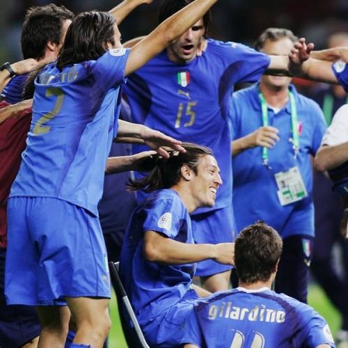 06年W杯イタリア代表優勝メンバー、カモラネージが今季での引退表明