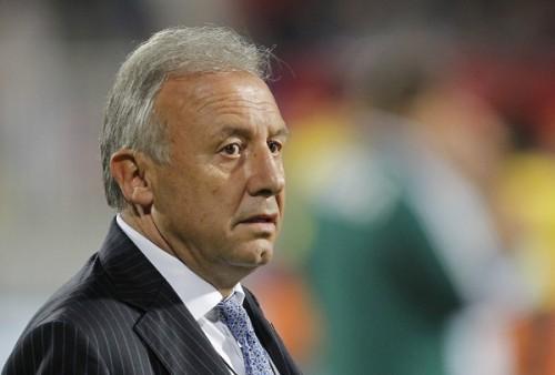 ザッケローニ監督、次期イタリア代表指揮官の最有力候補に浮上か
