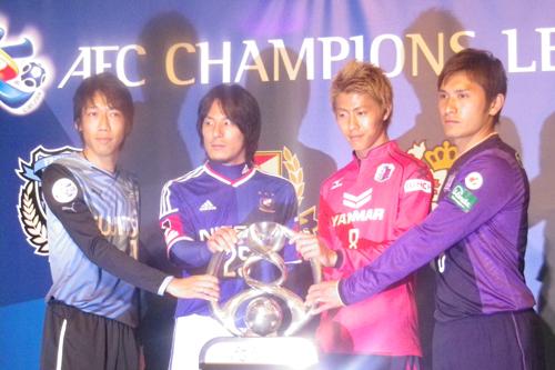 小野伸二と対戦控える川崎の中村憲剛「ACLで戦えるのは嬉しい」