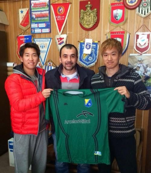 川辺隆弥、土肥健太の日本人2選手がボスニア1部リーグに移籍