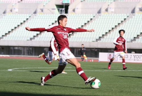 注目の東京五輪世代・神戸U18のSB藤谷壮 ダニエウ・アウヴェスになれるか