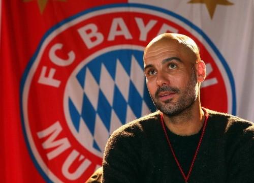 グアルディオラがサッカー哲学を明かす「自分がいるべき場所にいるようにすること」
