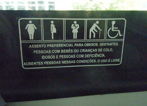<2014W杯開催国、ブラジルを知る>肥満優先席まであるサンパウロ。州人口の半分以上が体重過多に