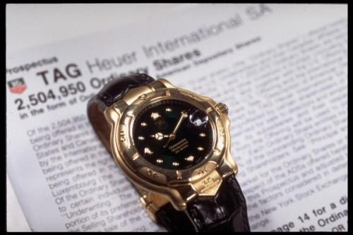 C大阪、世界的時計ブランド「タグ・ホイヤー」とタイムキーパー契約