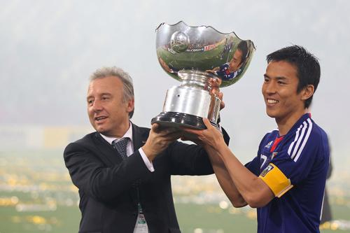 連覇狙う日本、来年のアジア杯でヨルダン、イラクらと同組