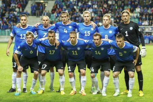 エストニア、UEFA加盟の全53か国と対戦へ…史上初の記録