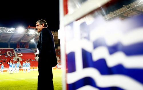 ギリシャのサントス監督、同国史上最高勝率を記録…41戦で4敗