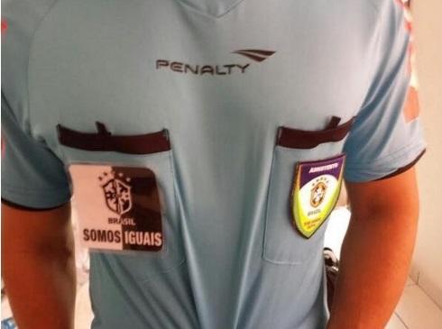 人種差別野次は許さない! ブラジルサッカー連盟がコパ・ド・ブラジルの審判用新ユニフォームを発表