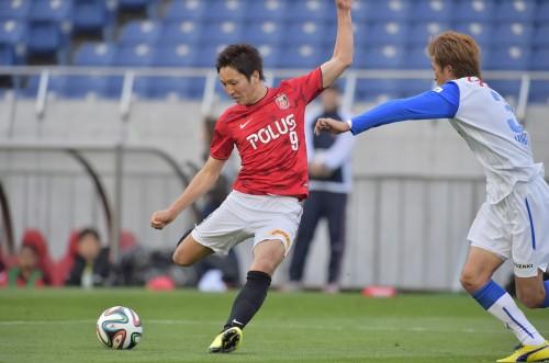 無観客試合を戦い、浦和FW原口「やっぱりサポーターは大切な仲間」