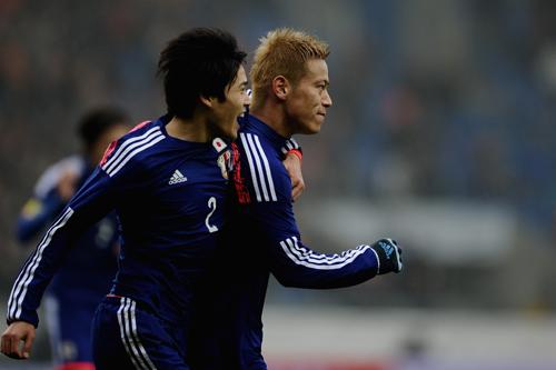 日本代表選手が夢を語る…本田圭佑「僕にとってはエネルギー」