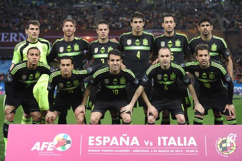 最新FIFAランクでスペインが1位キープ…W杯グループ別順位