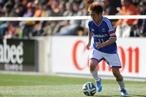 横浜FM、齋藤学と端戸仁のダブル入籍を発表