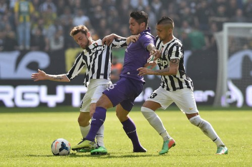 ユーヴェがフィオ撃破で4連勝…2位ローマとの勝ち点差は14に