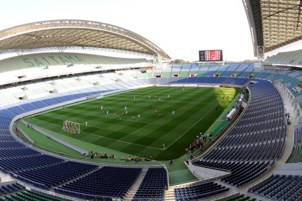 Urawa Red Diamonds v Shimizu S-Pulse - J.League 2014
