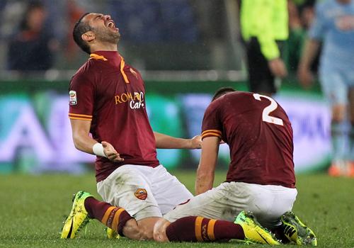 ローマが劇的な決勝弾で3連勝…ジェルヴィーニョが2アシスト
