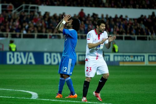 今季初の連敗となったレアルのマルセロ「サポーターに謝罪したい」