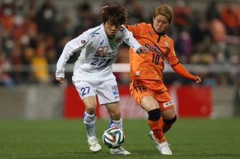 Shimizu S-Pulse v Kashima Vegalta Sendai - J.League Yamazaki Nabisco Cup