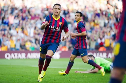 バルセロナのファン、ネイマールよりもペドロとA・サンチェスの起用を希望