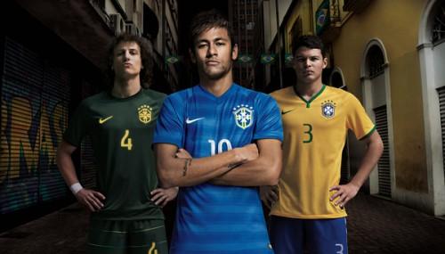 ブラジル、W杯着用のアウェーユニ発表…歴史と文化を称える革新的デザイン