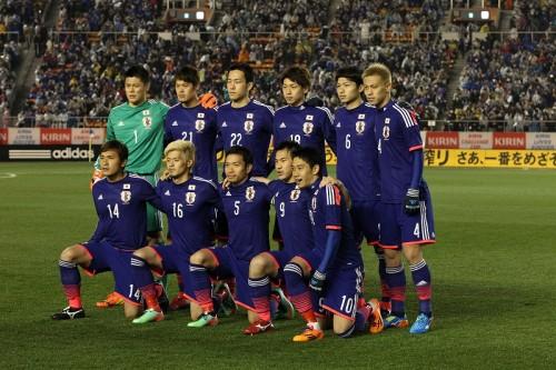 W杯まで残り2カ月、最新FIFAランクで日本は47位