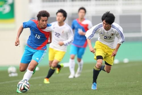 U19対U21の日本代表兄弟対決はあわやジャイアントキリング…3本目で面目保つ