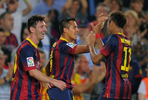 """""""メッシ依存""""からの脱却…バルセロナのチーム事情が生んだ改善の兆しとは"""