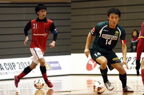 浦安セグンド主将・井原「今まで戦ってきたチームのためにも、ガツンとやりたい」/PUMA CUP 2014