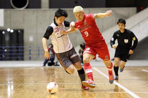 接戦を制した浦安、名古屋、町田、北海道がベスト4に進出/PUMA CUP 2014