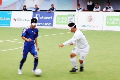 ブラインドサッカーのノーマライゼーションカップが21日開幕 会場は大宮