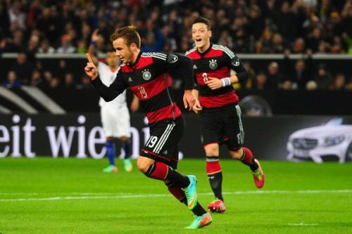 ドイツ代表がホームでチリ代表との接戦制す…ゲッツェが決勝ゴール