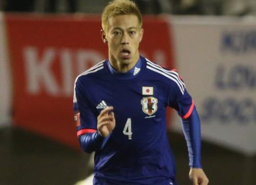 日本代表の4ゴール目は「本田ショー」…イタリア紙が報道