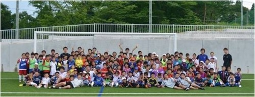 本田圭佑プロデュースのサッカースクールが6月に東京23区初の開校
