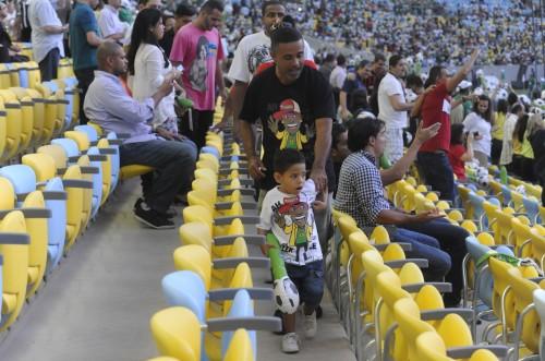 W杯の試合当日、リオ市は半休と休日に。道路修理工事なども期間中は中断