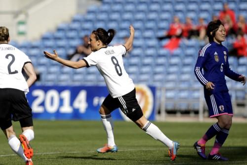 なでしこ、決勝でドイツに3失点完敗…アルガルベ杯初優勝ならず