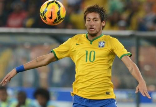 ネイマールがハットトリック…ブラジルが南アフリカに5発大勝