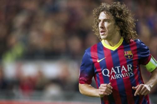 バルセロナ一筋19年、主将のDFプジョルが今季限りでの退団発表