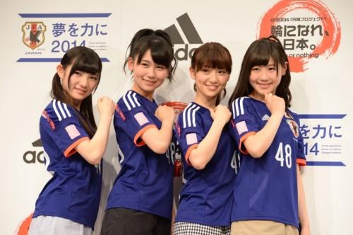 歴代の代表ユニを10着保持するAKB48大島優子、初めては「ツネ様」