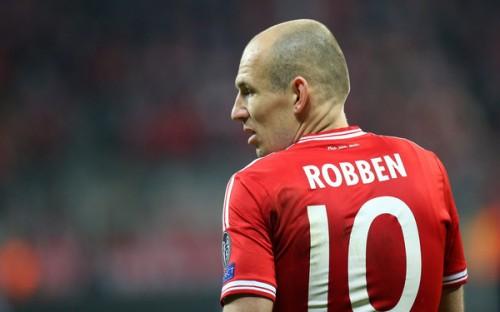 ロッベンがバイエルンとの契約延長に合意「タイトル獲得が楽しみ」