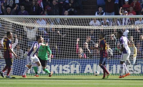 バルセロナ、2戦ぶり今季4敗目…下位バジャドリードに取りこぼし