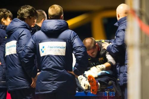 W杯出場は絶望的か…V・バルデスが右ひざのじん帯損傷で手術へ