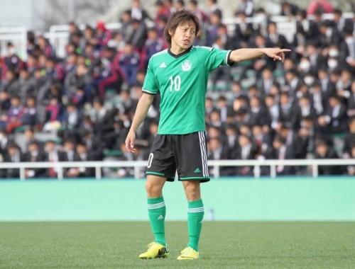 関東大学リーグ最注目選手は仲川輝人、トラップ一つで溜息を誘う