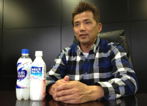 【インタビュー】43歳で古巣ヴェルディに復帰した永井秀樹「2020年東京オリンピックまでにJ1王者に返り咲く」(2014年4月)