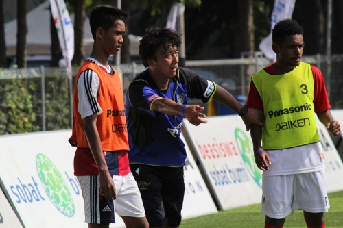 Jリーガーを夢見るインドネシアの少年たちを追ったドキュメンタリー番組が放送
