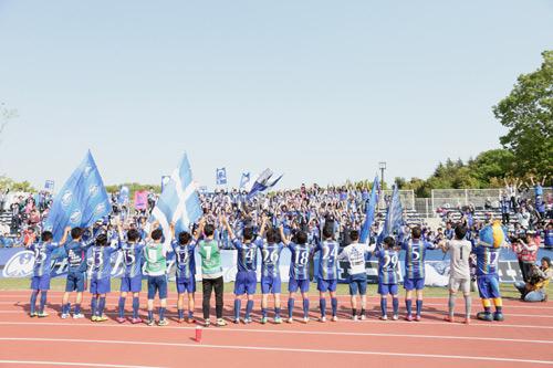 町田がU-22選抜に大勝…鳥取は初黒星/J3第8節