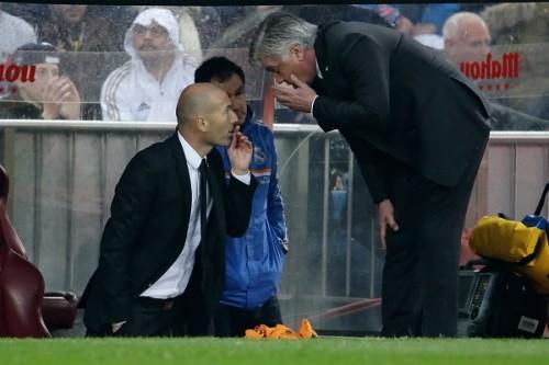 レアルのジダン氏が今夏にアシスタントコーチを辞任か…監督修業へ