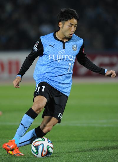 川崎のFW小林悠、負傷で日本代表候補合宿に参加できず