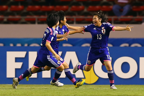 ザックもリトルなでしこを祝福「日本サッカーの未来は明るい」