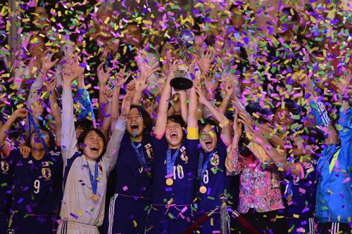 初優勝のリトルなでしこ、個人MVPやフェアプレーなど4冠獲得