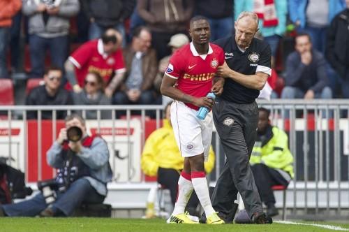 PSVのオランダ代表DFイェトロ・ヴィレムス、ひざの負傷で今季絶望